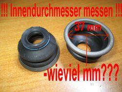 Manschette Spurstangenkopf  460/461/(463)