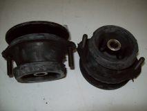 Gummilager Motoraufhängung rund