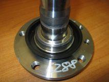 Radnabe VA 460/461  ab Achse mit großer Sicherungsschraube