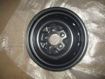 Stahlfelge 6x16 ET 63 mm Farbe schwarz