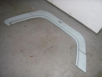 Reparaturblech/ Überziehblech Radlauf hinten links  G