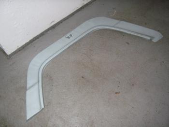 Reparaturblech/Überziehblech Radlauf hinten  G rechts