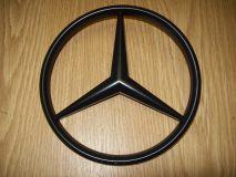 Mercedes Stern schwarz