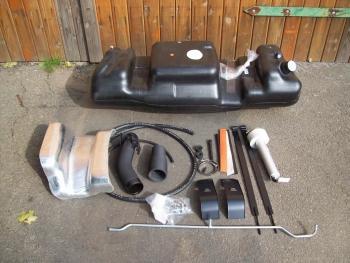 Kunststofftank/Teilesatz 460/461Benzin  Preis auf Anfrage