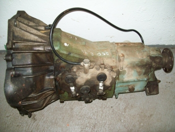 Getriebe 250 GD Wolf