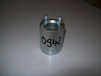 Kronenmutterschlüssel VA 460/461 für die neue Kronenmutter.